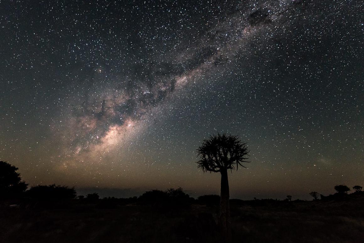 Będziemy mogli podziwiać Drogę Mleczną w całej swej okazałości