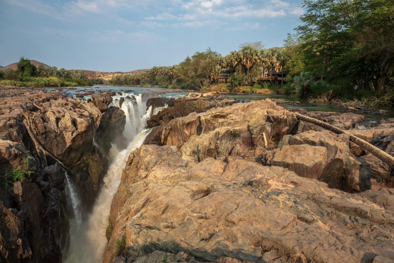 Epupa Falls – zobaczymy majestatyczne wodospady na granicy z Angolą